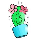 Cactus stock illustration
