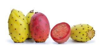 Cactus fruit or Opuntia. Royalty Free Stock Photos