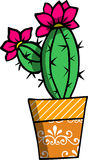 Cactus plant Royalty Free Stock Photography