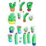 Cactus royalty free illustration