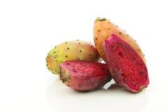 cactusfruit αχλάδι τραχύ Στοκ Εικόνες