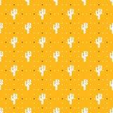 Cactuspictogrammen vector illustratie