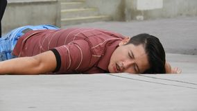 Cadáver u hombre borracho metrajes