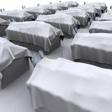 Cadáveres Foto de Stock Royalty Free