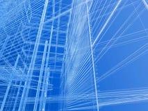CAD ανασκόπησης Στοκ Φωτογραφίες