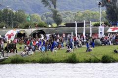Cada año un evento que camina acertado en Países Bajos Fotografía de archivo