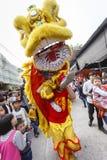 Cada ano, no 4o dia do ø mês lunar, a vila de Dong Ky guarda um festival do foguete Fotografia de Stock Royalty Free