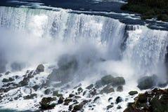 Caída del agua Imagenes de archivo