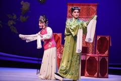 """Cada uno tiene su propio  del oeste de Chamber†del """"the de la ópera de las ideas-Kunqu imagen de archivo"""