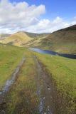 Cadair Idris Lakes Royalty-vrije Stock Foto