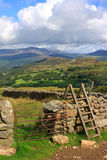 Cadair Idris stile Stock Photography