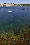 cadaques залива Стоковая Фотография RF