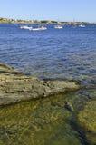 cadaques залива Стоковое фото RF