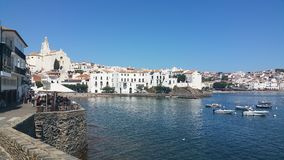 Cadaques photo stock