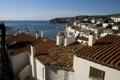 Cadaques, Catalonia Stock Photos