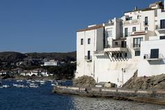 Cadaques, Catalonia Royalty Free Stock Photos