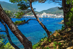 Cadaques, Catalonia, Spain Royalty Free Stock Photos