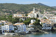 Cadaques (Costa Brava, Catalonia, Spain) Royalty Free Stock Image