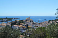 Cadaques Costa Brava, Catalonia, Spain Royalty Free Stock Photo