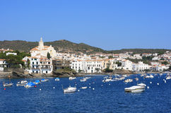 Cadaques (Costa Brava, Spain) Royalty Free Stock Photo