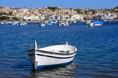 Cadaques (Costa Brava, Spain) Stock Photo