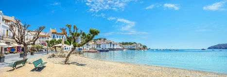 Cadaques, Costa Brava, Spain Royalty Free Stock Photography