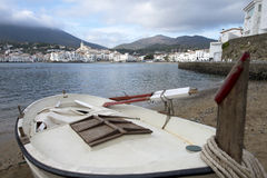 Cadaques, Costa Brava, Spain Stock Photography