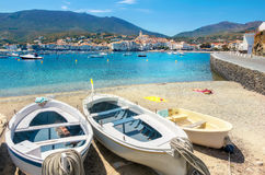 Cadaques, Costa Brava, Spain Royalty Free Stock Images
