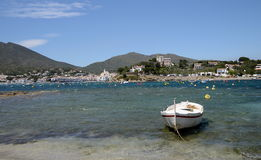 Cadaques, Costa Brava, Spain Stock Images
