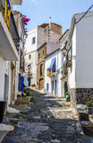 Cadaques, Costa Brava, Spain royalty free stock image