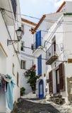 Cadaques, Costa Brava, Spain Stock Photography