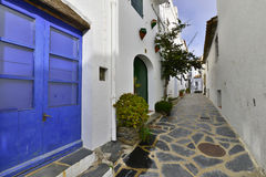Cadaques, Costa Brava, Spain Royalty Free Stock Photo