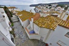 Cadaques, Costa Brava, Spain Royalty Free Stock Photos