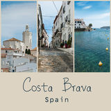 Cadaques Costa brava Royalty Free Stock Photos