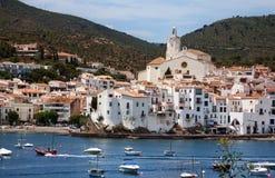 Cadaques, España Foto de archivo libre de regalías
