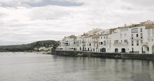 Cadaques, Province Of Girona, Catalonia, Spain. Cadaques, Province Of Girona, Catalonia Spain Panorama stock video