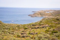 Cadaques, Spain Royalty Free Stock Photography