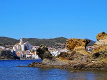 Cadaques, Spain Royalty Free Stock Image
