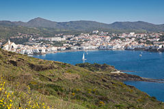 Cadaques Spain Royalty Free Stock Photos