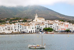 Cadaques view Stock Images