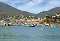 Cadaques view Royalty Free Stock Photography