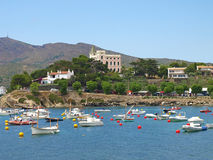 Cadaques view Royalty Free Stock Photo
