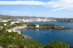 Cadaques Royalty Free Stock Photo