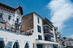 Cadaques village -Costa brava Royalty Free Stock Photo