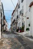 Cadaques village -Costa brava Stock Photos