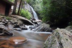 Caídas del agua Fotografía de archivo libre de regalías