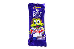 Cadbury Freddo Dairy Milk Chocolate Bar Stock Photography