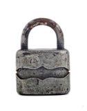 Cadeado velho Imagem de Stock