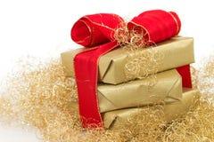 Cadeau 2 de Noël image libre de droits