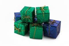 Cadeau #6 Image libre de droits